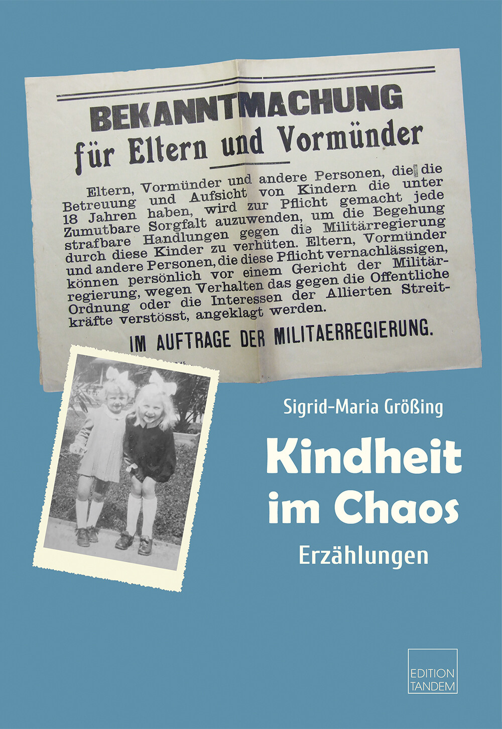 Kindheit im Chaos
