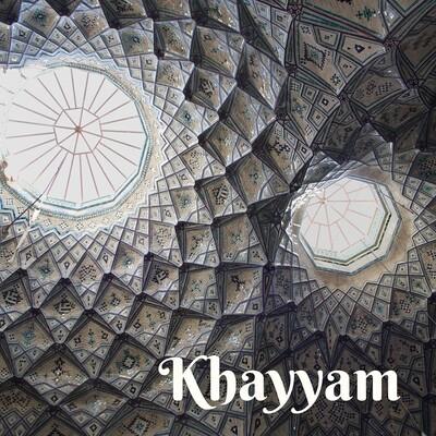 Khayyam + Buch und CD