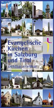 Evangelische Kirchen in Salzburg und Tirol