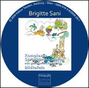 Komplexe Sprachüberprüfung - 60 farbige Bildkarten auf CD-Rom