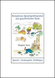 Komplexe Sprachüberprüfung - 60 farbige Bildkarten auf Karton