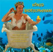 Parket: König Badeschwamm CD und Liedertexte