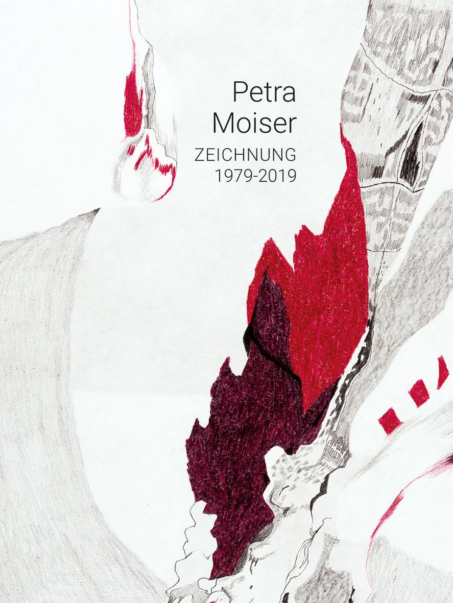 Petra Moiser - Zeichnung 1979-2019