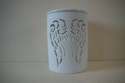 Angel Wing Cut Out Oil Burner