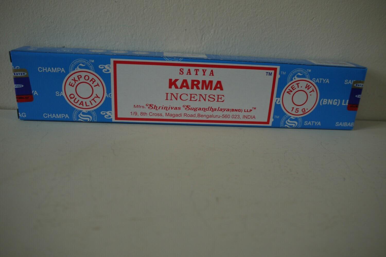 Satya Karma Incense Sticks