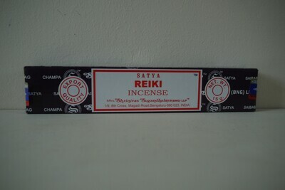 Satya Reiki Incense Sticks