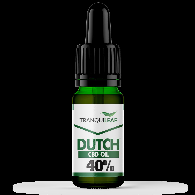 DUTCH 40% ORAL OIL 10ML