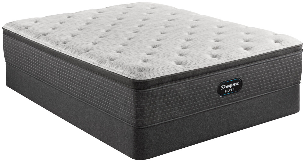 Beautyrest Silver BRS900 Plush Pillowtop