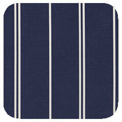 Beach Stripe Navy