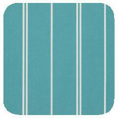 Beach Stripe Glass