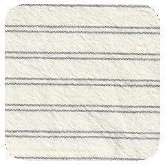 Ticking Stripe Pewter