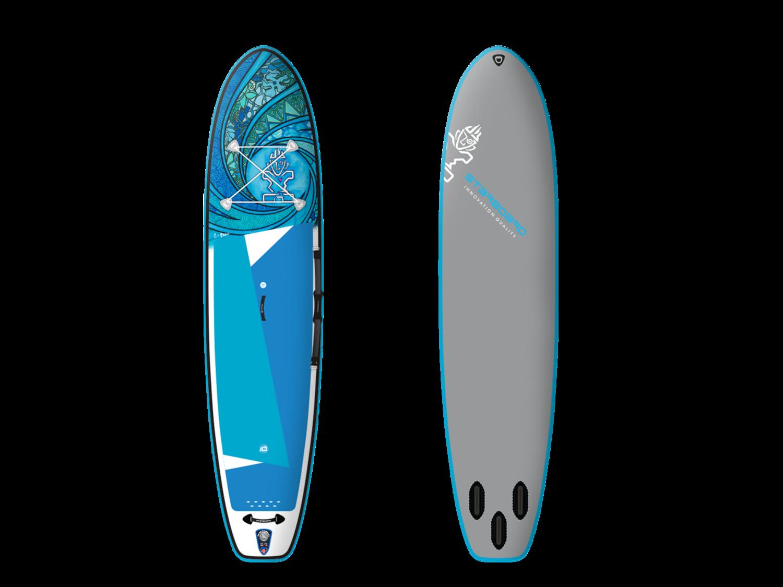 """2021 - Starboard iGo 11'2"""" x 31"""" iGo Thikine WAVE Deluxe"""
