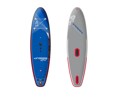 2021 - Starboard Wingboard 10'4 x 32 Deluxe SC 4 in 1