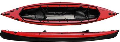 2021 - Nortik Scubi 2 XL rot-schwarz