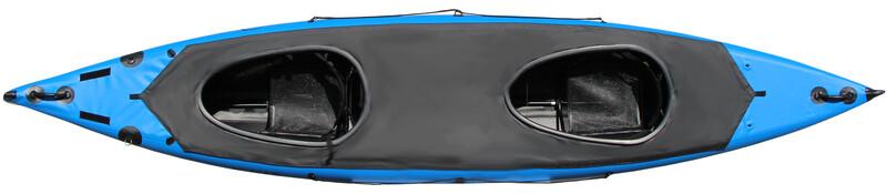 Nortik Scubi 2XL - Verdeck mit festen Süllrändern