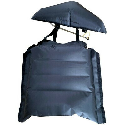 Nortik Packraft Komfortsitz mit Lehne