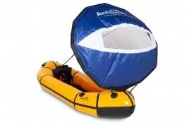 Anfibio AirSail für Packrafts