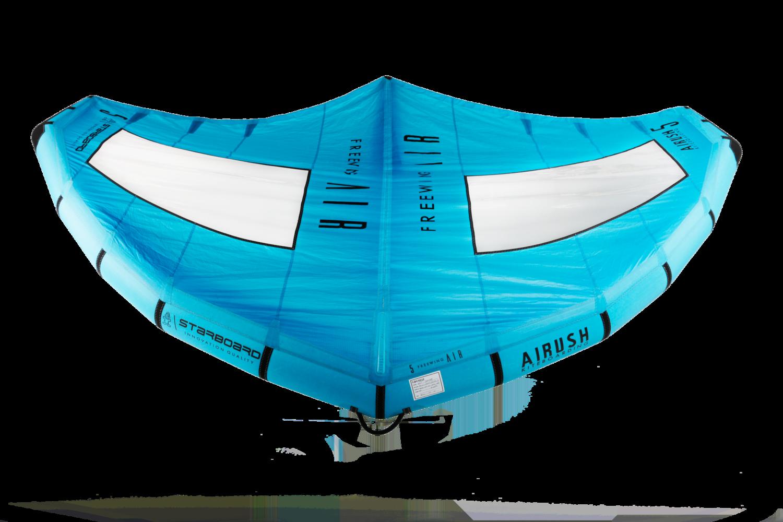 Starboard FreeWing V1 5,0 m² teal (türkis) Lieferfähigkeit anfragen bitte!