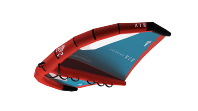 Starboard FreeWing Air V2 - 5,0 m² teal-red
