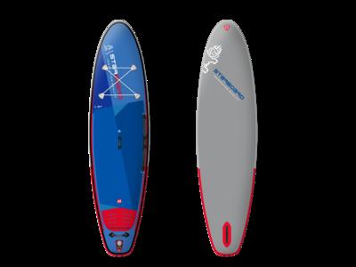 "2021 - Starboard iGo 10'4"" x 32"" x 6"" Deluxe SC"