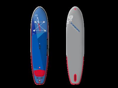 "2021 - Starboard iGo 11'2"" x 31+"" x 6"" Deluxe SC"