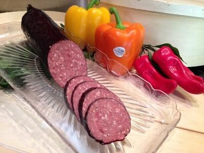 Beef Jalapeno Summer Sausage