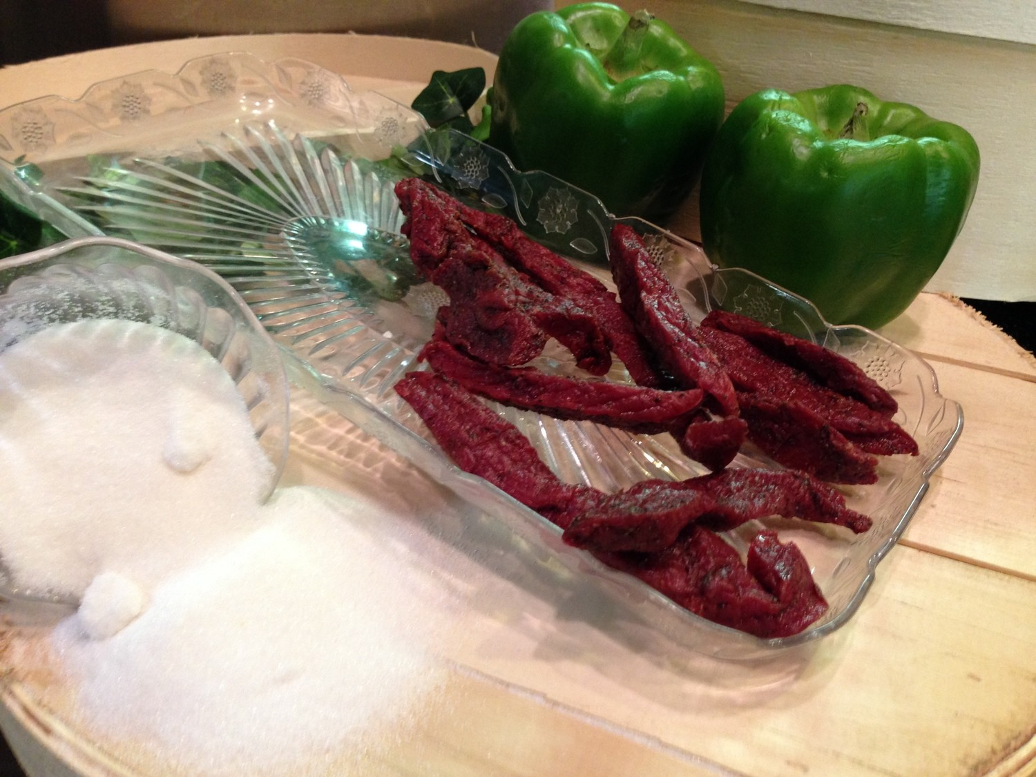 Beef Sweet Chipotle Jerky