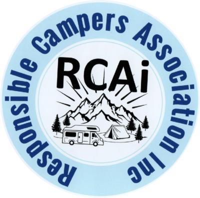 RCAi Logo Sticker