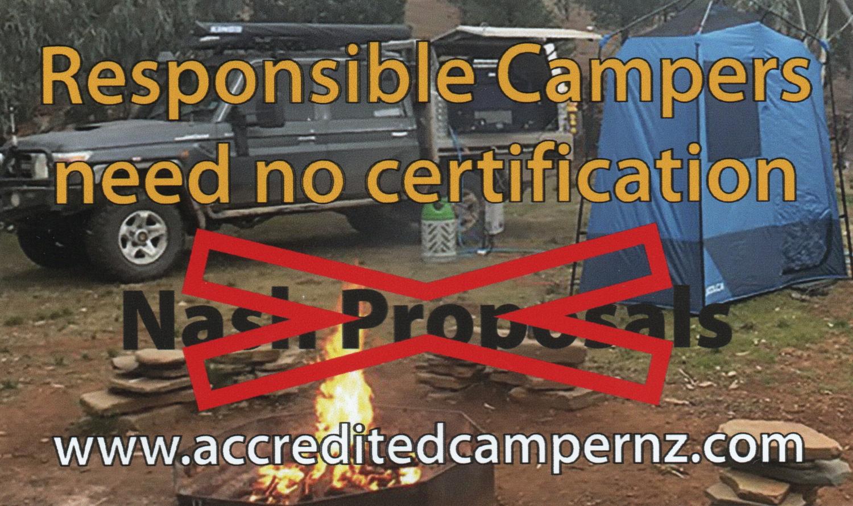 No Certification Needed Sticker