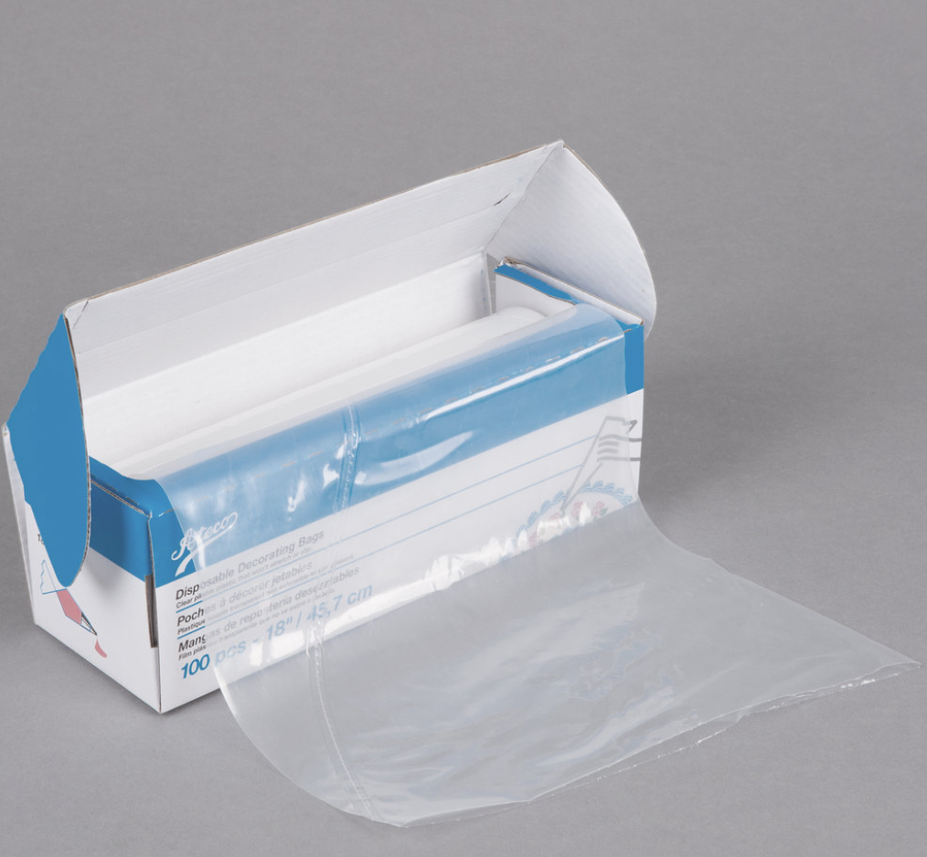 """100 Roll - 18"""" Disposable Bags"""
