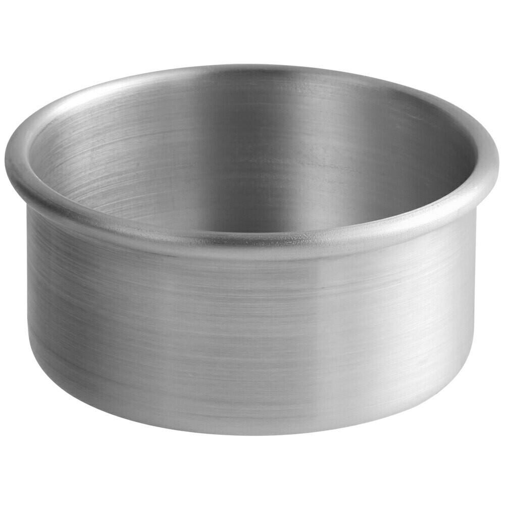 4 x 2 Round Alum Cake Pan