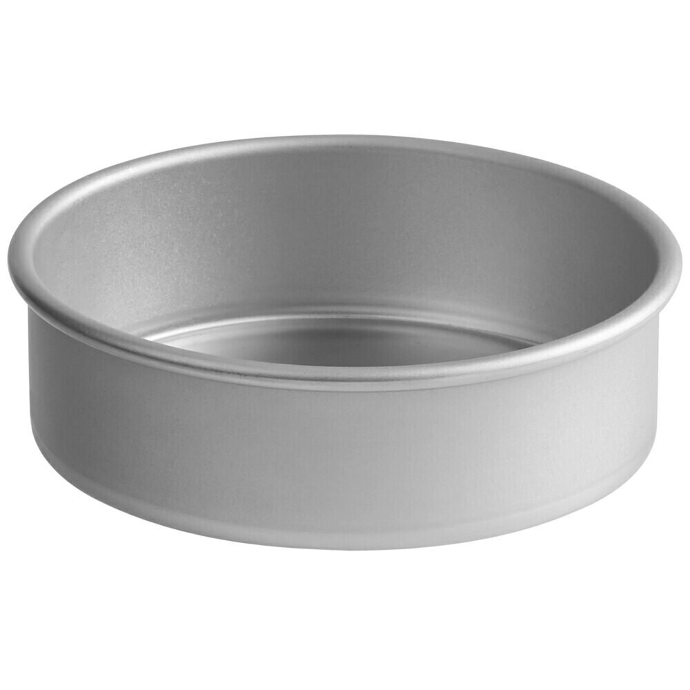 6 x 2 Round Alum Cake Pan