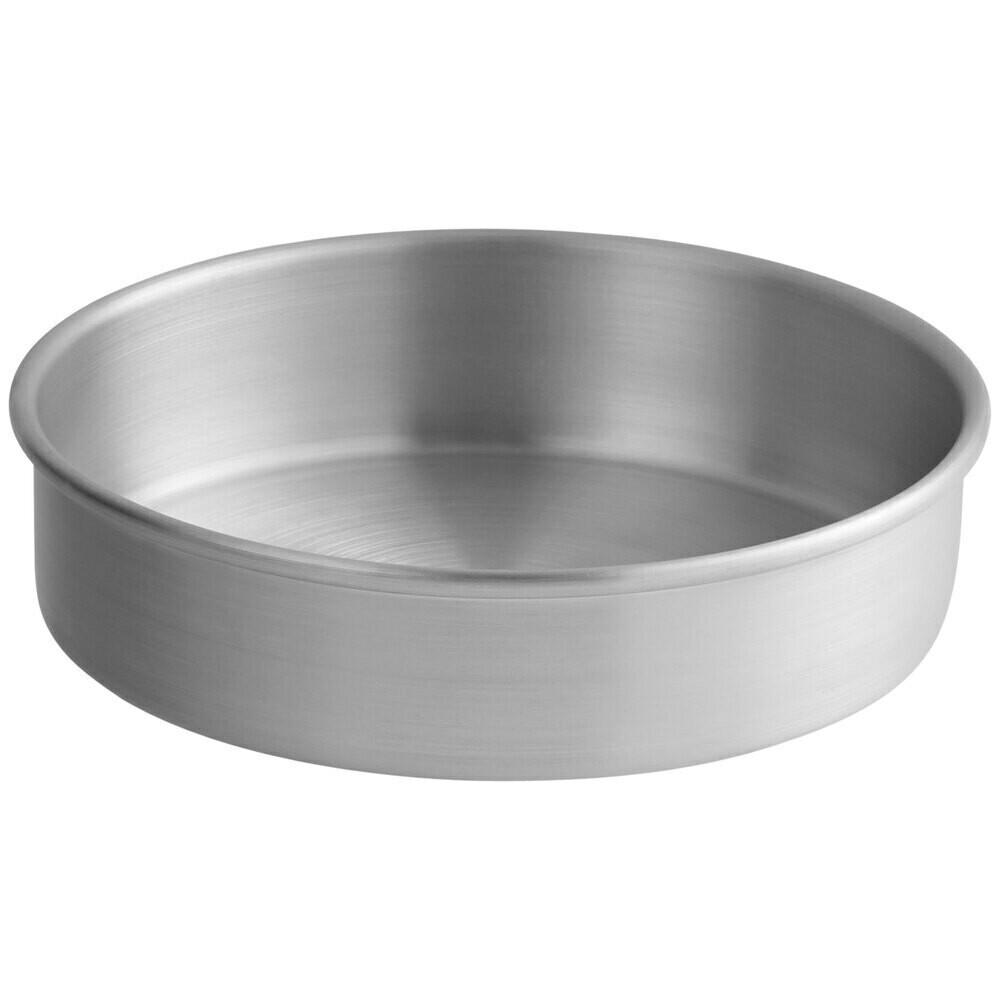 8 x 2 Round Alum Cake Pan