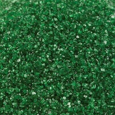 Green Sanding Sugar - 3 oz