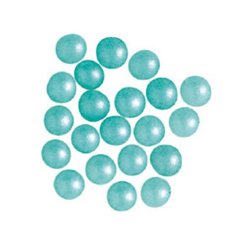 Blue Sugar Pearl - 4 mm - 4 oz