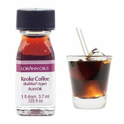 Kahlua Coffee Flavor - 1 Dram