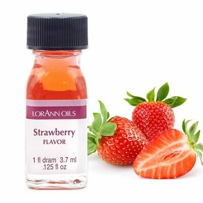 Strawberry Flavor - 1 Dram