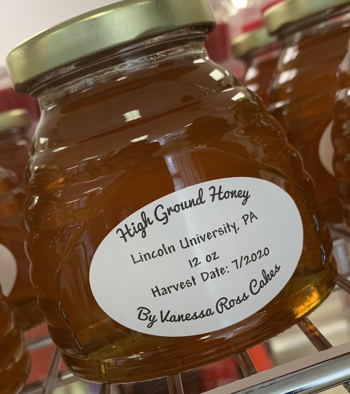 12 oz Honey - Skep Jar