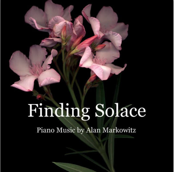 Finding Solace CD Album