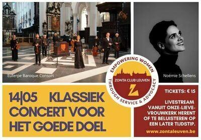 Ticket klassiek concert