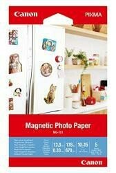"""Canon Mg-101-4""""X6"""" Magnetic Photo Paper (3634C002)"""