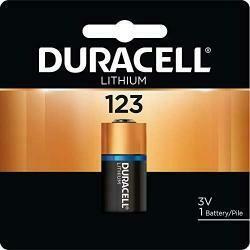 Duracell Dl123Abu 3 Volt Ultra Lithium Battery