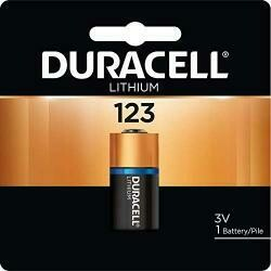 Duracell Dl123Abu 3 Volt Ultra Lithium Battery