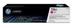 HP 126A (CE313A) Magenta Toner Cartridge For HP Laserjet Pro 100 Cp1025 HP Topshot Laserjet Pro M275