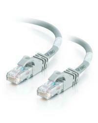 Satmaximum Cables Direct Online - Cat5 Ethernet Cable For Lan Internet Modem Xbox Ps3 Pc Latpop (25Ft, Gray)