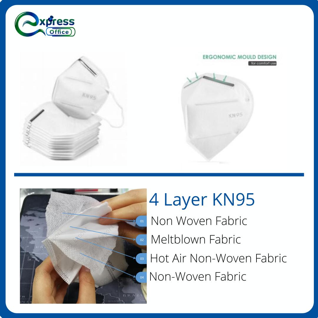KN95 Masks (Pack of 20)