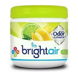 Bright Air Zesty Lemon And Lime Scent Freshener 900248, 1 Pack