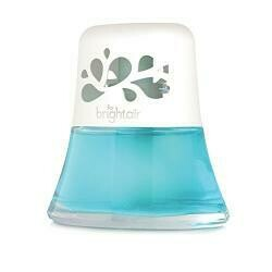 Bright Air 900115 Scented Oil Air Freshener And Diffuser, Calm Waters And Spa, 2.5 Ounces