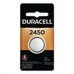 Duracell 3V/2450 Lith Battery