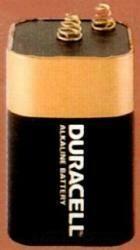 Duracell Lantern Battery